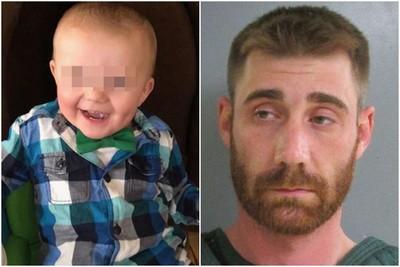 鬼父拿散彈槍「射爆2歲兒稚臉」