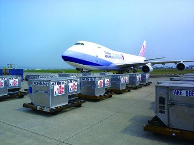 華航貨運獲醫藥品冷鏈運輸國際認證