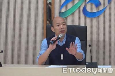 ET民調韓國瑜小勝郭台銘 旅美華僑:把最強棒推上去