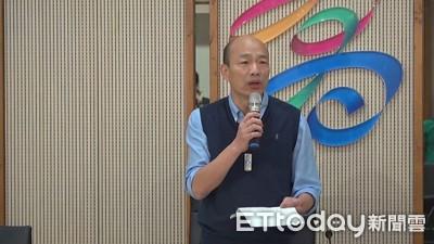 快訊/韓國瑜拒初選 蘇貞昌酸:國民黨吞得下去外人沒意見
