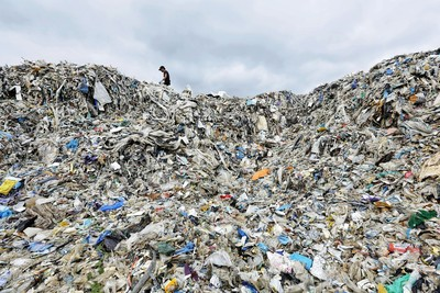 大陸實施禁廢令後 台灣廢塑進口量增加了