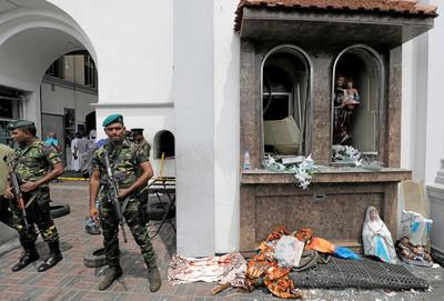 斯里蘭卡恐攻 出自報復基督城大屠殺