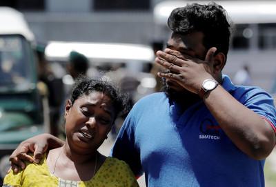斯里蘭卡9起爆炸奪310命 重點一次看