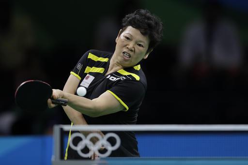 倪夏蓮五度征戰奧運桌球 和年紀最小的敘利亞女將差46歲