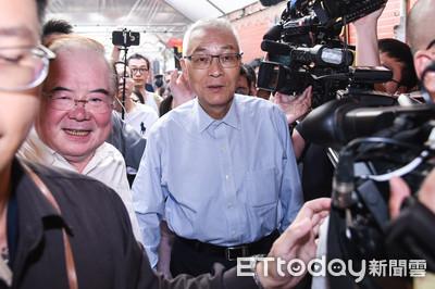 韓國瑜轟密室協商 吳敦義怒了:一切公正公開!