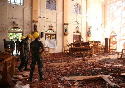 斯里蘭卡連環爆炸案是一場陰謀論嗎?
