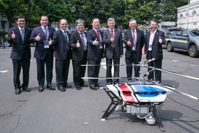 中華電2019年度大會展演5G產品
