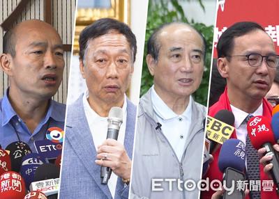 韓、郭納初選民調 王金平不滿:不公平