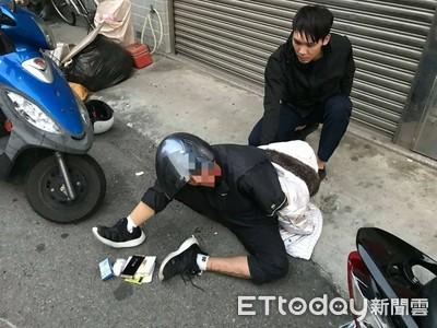 飆車手淪偷車賊 被逮嗆單手騎也贏警察