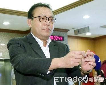 卓榮泰嗆「黨中央不受威脅」 蘇震清致歉