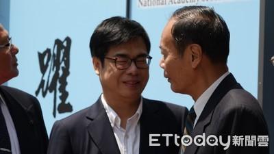 韓國瑜辭職選總統網友推陳其邁接棒