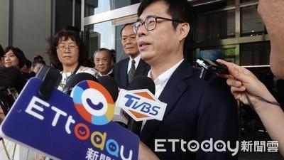 李佳芬「背後被開槍」 陳其邁:高潮迭起驚心動魄