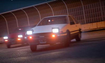 電玩《跑車浪漫旅》更新加入AE86