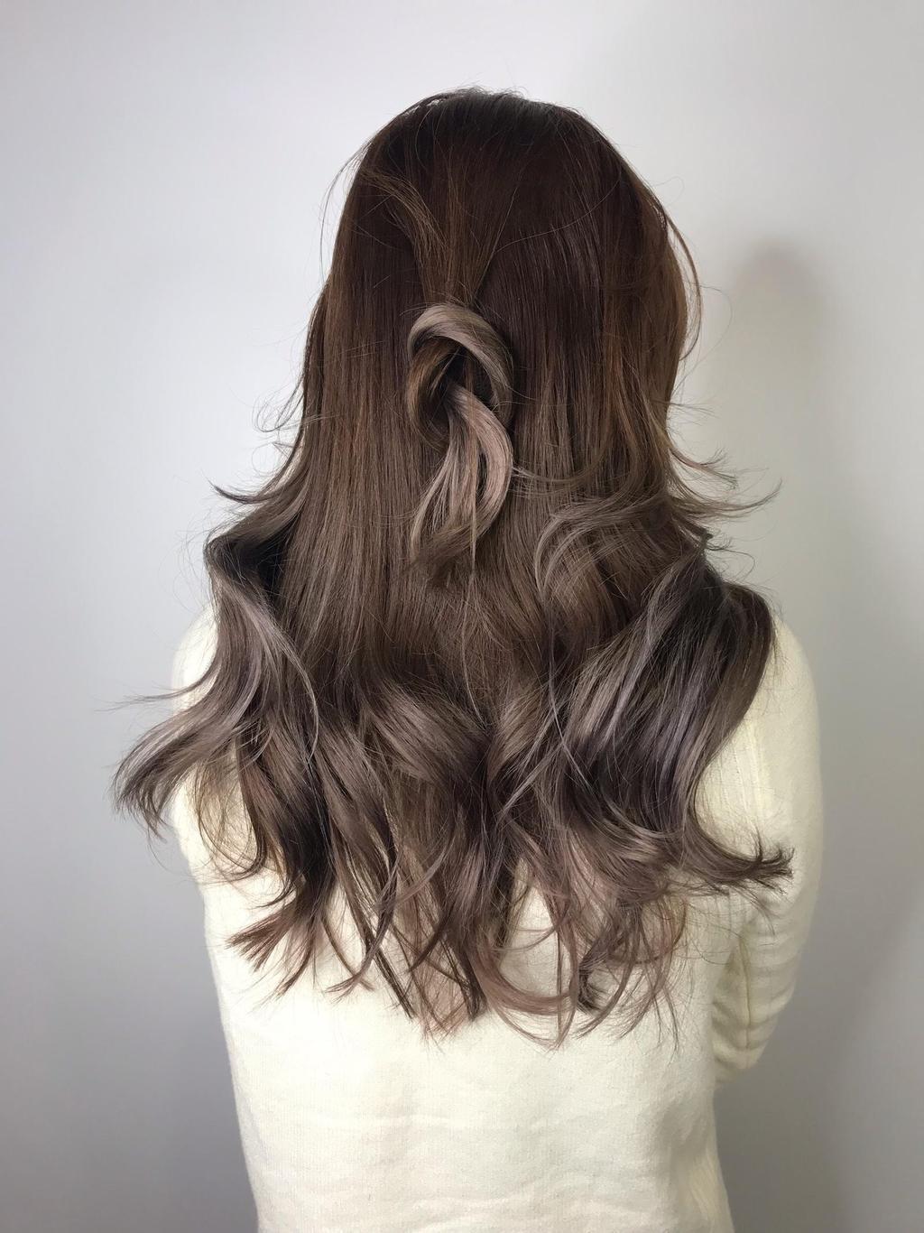 ▲透明感霧面髮色大集合。(圖/StyleMap提供)
