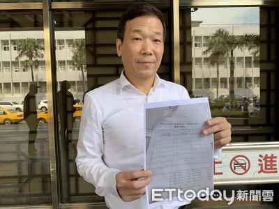 鍾小平告國民黨北市黨部主委圖利