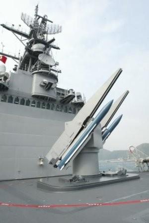 海軍標準二型飛彈。(圖/取自軍聞社)