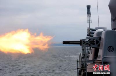 解放軍在東南沿海軍演的意圖?
