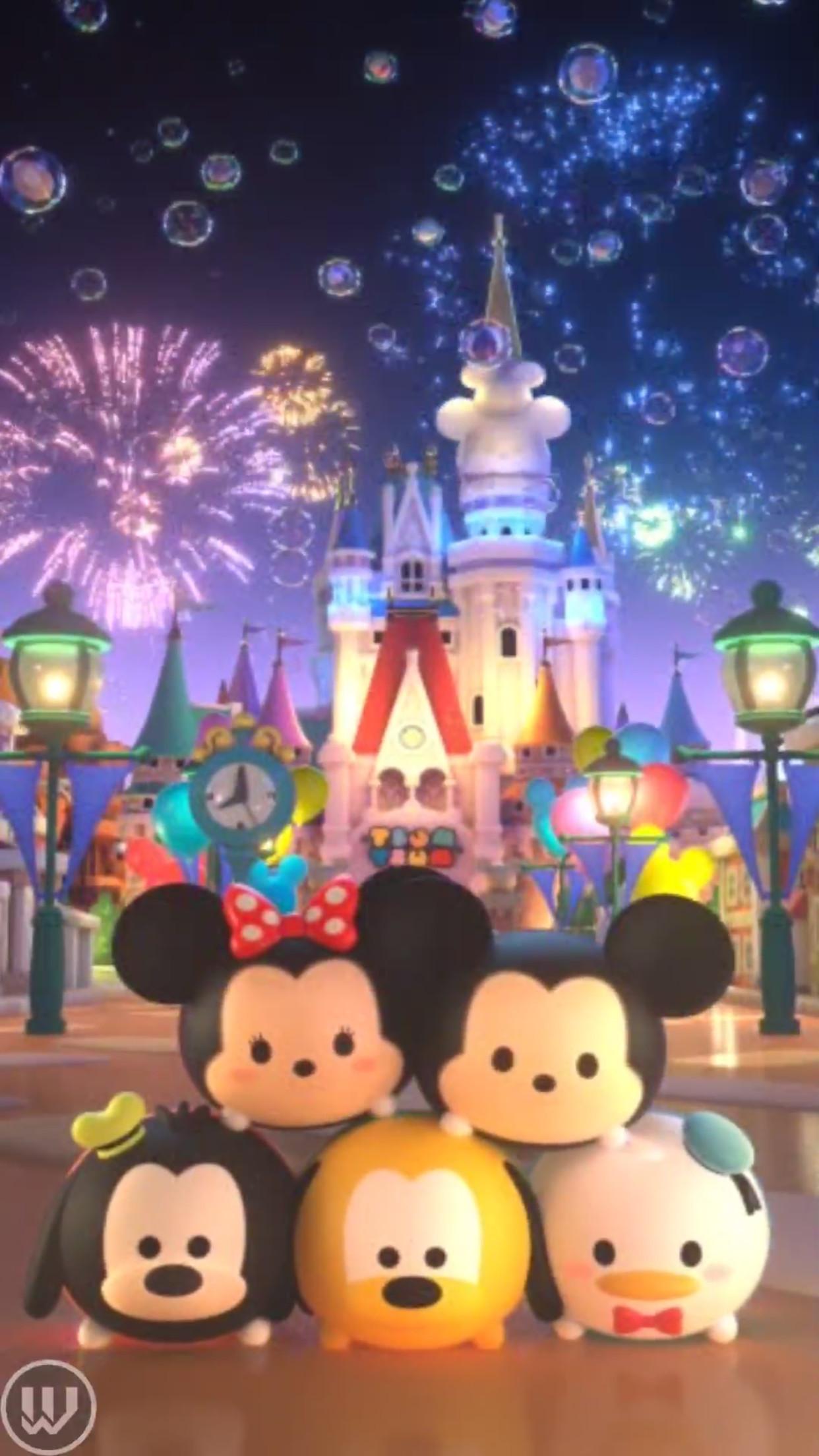 ▲▼《Disney Tsum Tsum Land》。(圖/翻攝自遊戲畫面)