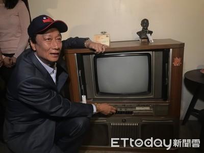 郭台銘啟動總統競選模式 鴻海逆勢抗跌站上5日線