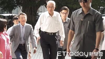 韓國瑜4/30會主席 吳:徵詢每位參選人意見