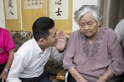 林康蓮獲選竹市模範母親