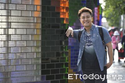 影/韓觀光大使盧開朗看「與惡的距離」 「大雨中趕場主持、跑新聞」的記者人生