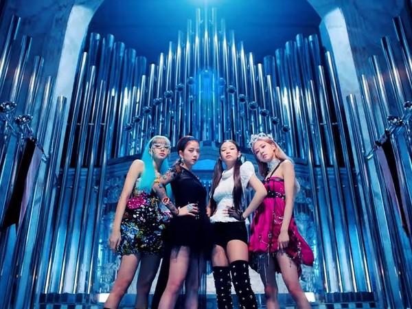 ▲BLACKPINK新歌MV被禁播原因超瞎!朴春15秒預告也遭殃。(圖/翻攝自YouTube/BLACKPINK)