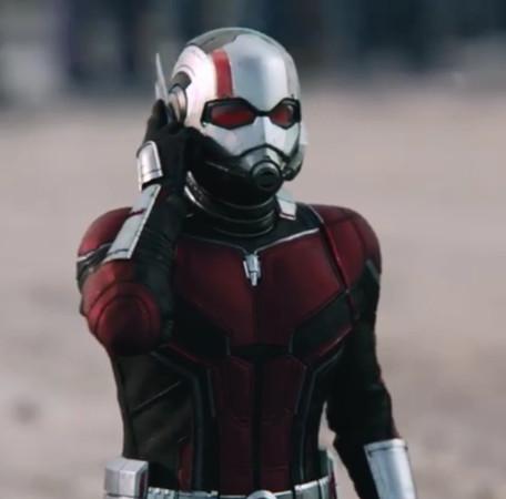 ▲《蟻人》上映於2015年,由保羅路德(Paul Rudd)飾演。(圖/翻攝自marvelstudios IG)