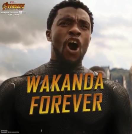 ▲《黑豹》上映於2018年,由查德威克鮑斯曼(Chadwick Boseman)飾演。(圖/翻攝自marvelstudios IG)