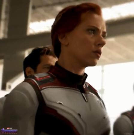 ▲初代英雄之一的黑寡婦尚未有獨立電影,由史嘉蕾喬韓森(Scarlett Johansson)飾演。(圖/翻攝自marvelstudios IG)