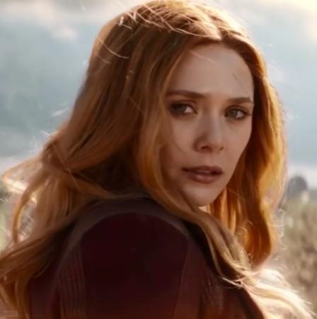 ▲緋紅女巫第一次正式登場是在《復仇者聯盟2》,由伊莉莎白歐森(Elizabeth Olsen)飾演。(圖/翻攝自avengers IG)