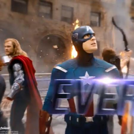 ▲《美國隊長》上映於2011年,由克里斯伊凡(Chris Evans)飾演。(圖/翻攝自avengers IG)