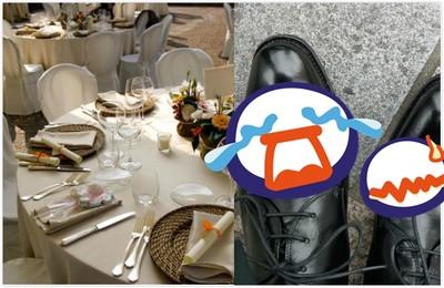 參加婚禮!新鞋一穿「怪獸爪痕現形」