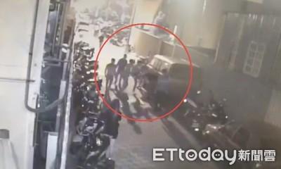 台中知名夜店外又見鬥毆 2男遭爆打