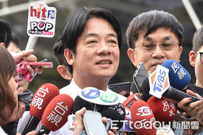 民進黨總統初選時程522再討論 賴清德3聲明:接受黨中央規劃