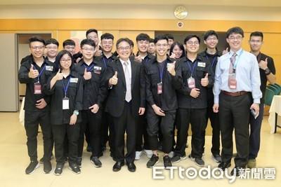 虎科大立「航空維修中心」直接在業界訓練