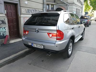 大陸山寨車雙環SCEO致敬BMW X5
