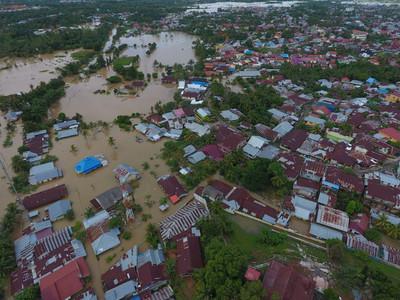 雅加達2030年恐沉海中 印尼要遷都
