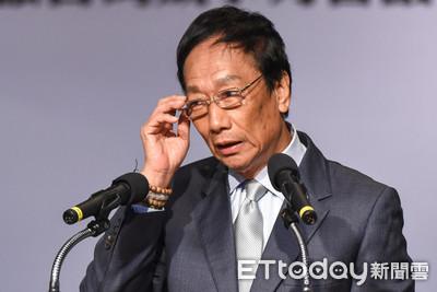 郭台銘批「蔡英文讓台灣成車前卒」 唐鳳酸:上個世紀觀點