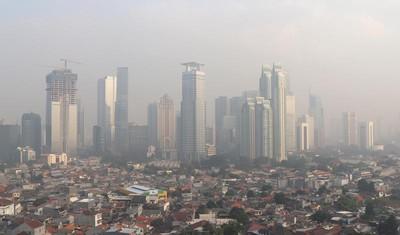 雅加達2030沉沒!印尼要花10年遷都