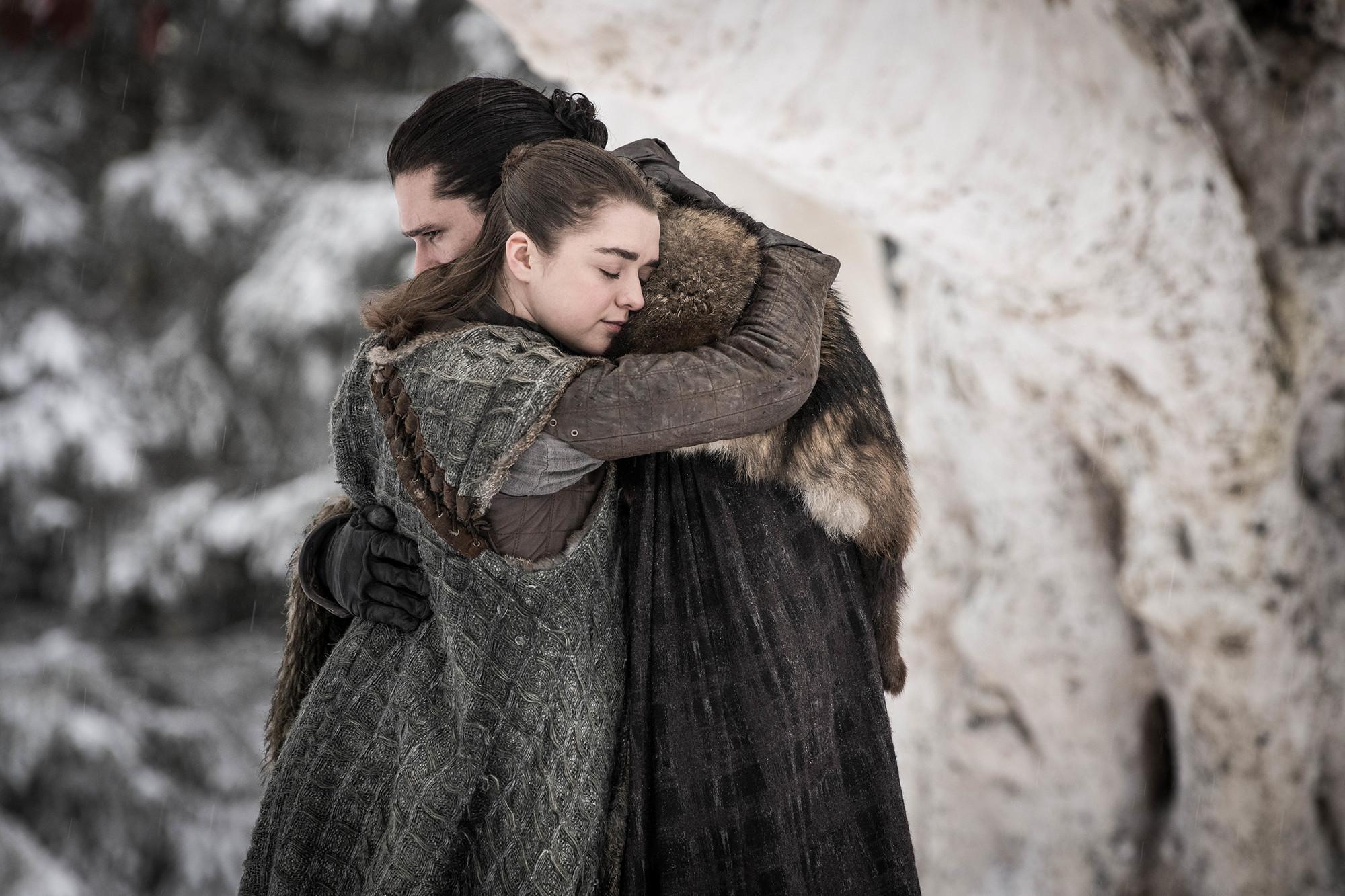▲▼《冰與火之歌:權力遊戲》(Game of Thrones)第三集劇照。(圖/HBO提供)