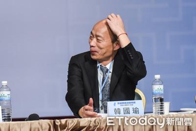 韓國瑜參選最大變數...邱毅認為是天氣