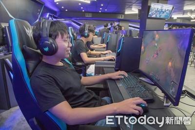 宏碁銷售傳捷報! 今年上半年勇奪電競螢幕全球第一寶座