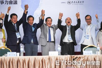 韓國瑜被動參選2020 侯友宜:樂觀其成