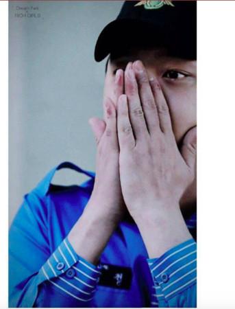 ▲▼吸毒害皮膚潰爛? 韓媒曝朴有天「腳、手都爛掉」驚悚照(圖/翻攝自Dispatch、首爾新聞、sportskhan)