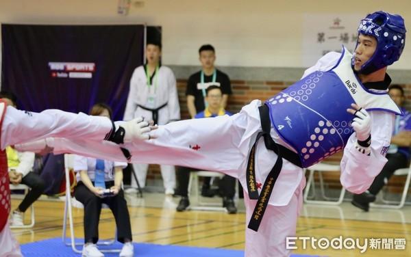 劉威廷復活賽希望落空 中華隊跆拳項目結束1銅作收