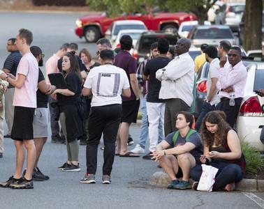 美校園槍擊2死 22歲輟學生遭逮