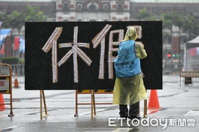 懶人包/51勞工遊行逾6000人冒雨上街 「媽祖」行動劇罵韓國瑜練肖話