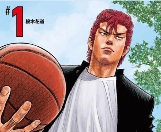 《灌籃高手》2018 年重新編裝漫畫封面,由原作者井上雄彥繪製,引起討論。