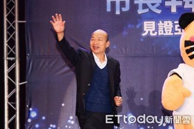 韓國瑜世新演講 上百師生搶聽